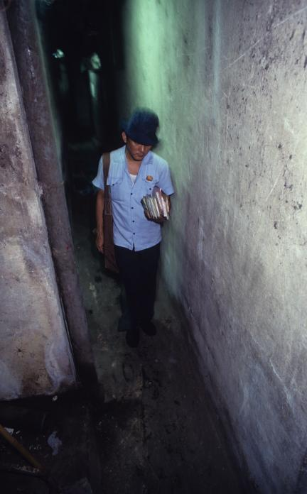Postman, Walled City, 1989